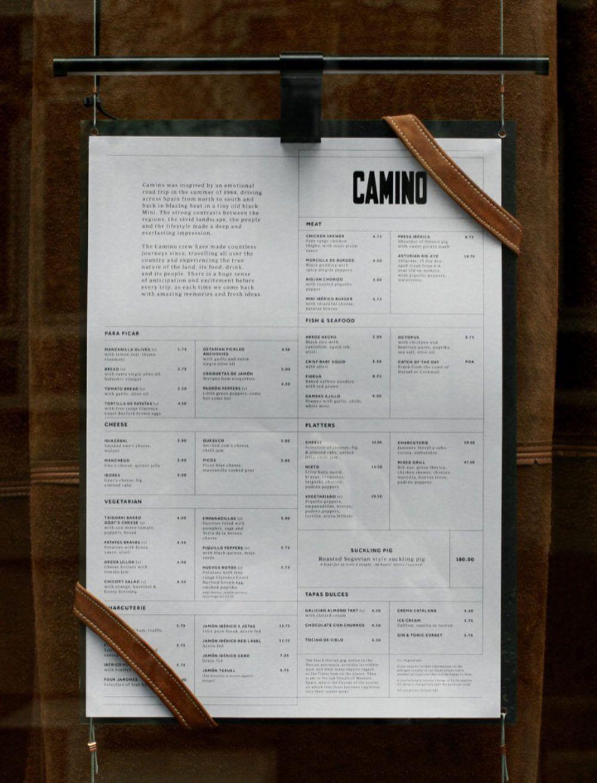 Blacksheep | menu | Restaurant menu design, Menu design