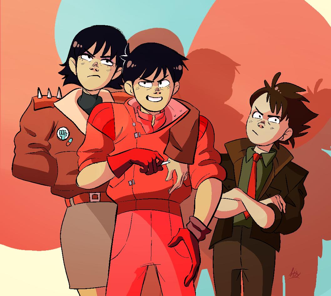 Yeah I M Still Not Over Akira In 2020 Akira Anime Akira Kaneda Akira