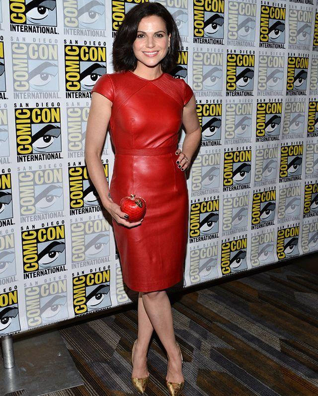 Red dress xl grill