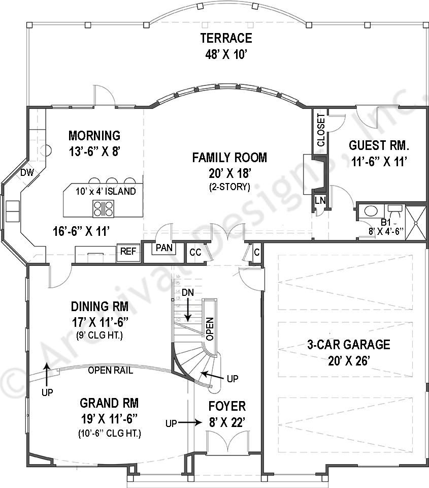 villa royale luxury home plans tuscan house plans villas villa royale house plan first floor plan