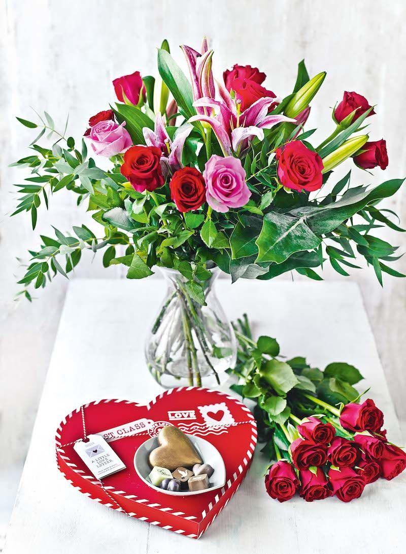 ShareTheLove Valentines flowers, Flower gift, Valentines