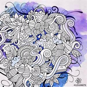 doodles watercolour - Ecosia