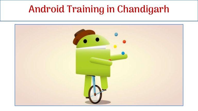Pin by Pratibha Sharma on Android Training in Chandigarh