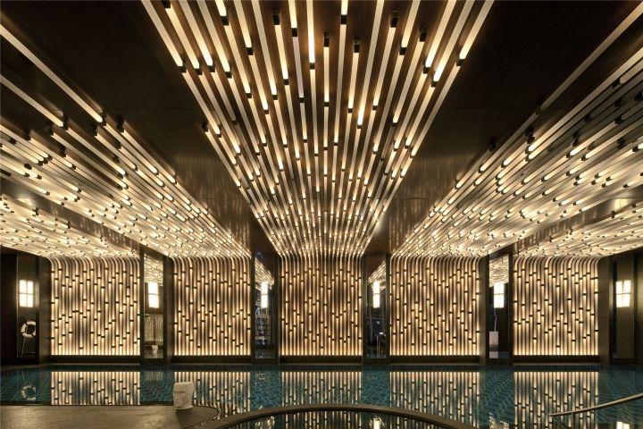 InterContinental Hotel Lighting By GD Lighting Design, Beijing U2013 China »  Retail Design Blog · Kommerzielle InnenarchitekturKommerzielle ...
