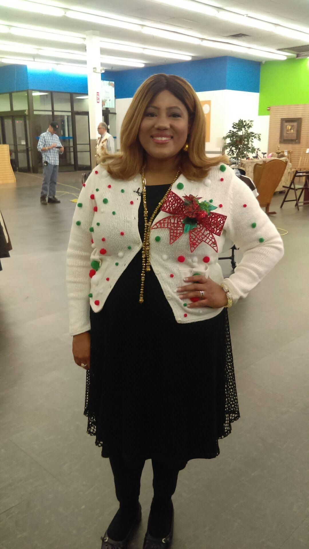 Pin on Goodwill MOKAN Ugly Holiday Sweaters