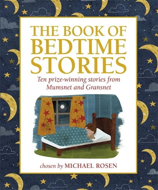 Cuddle down with The Book of Bedtime Stories #pjnight