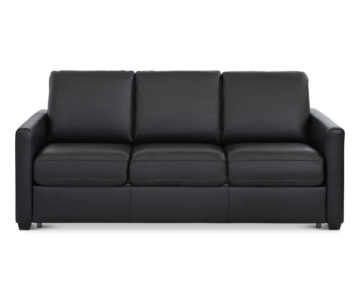 Jonas Leather Queen Sleeper Sofa Sleeper Sofa Leather Sleeper Sofa Best Leather Sofa