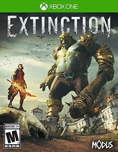 Extinction Xbox One Xbox One Games Xbox One Playstation
