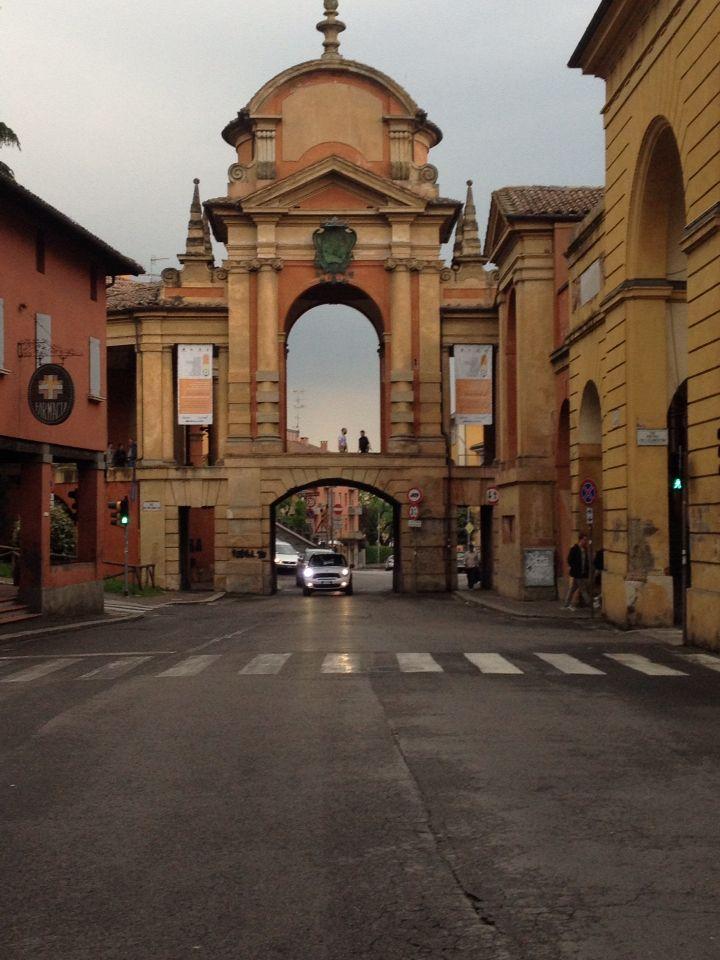 San Luca, Bologna Italy