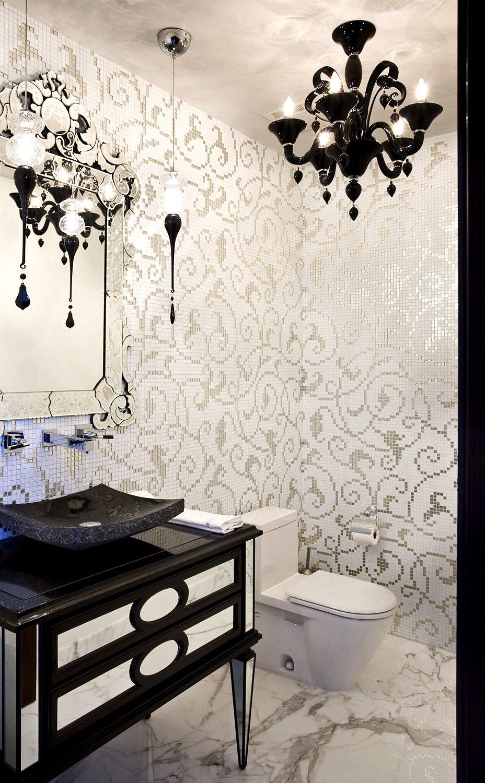 Magazin Salle De Bain Nimes ~ d coration int rieure wc toilettes salle de bain bathroom noir