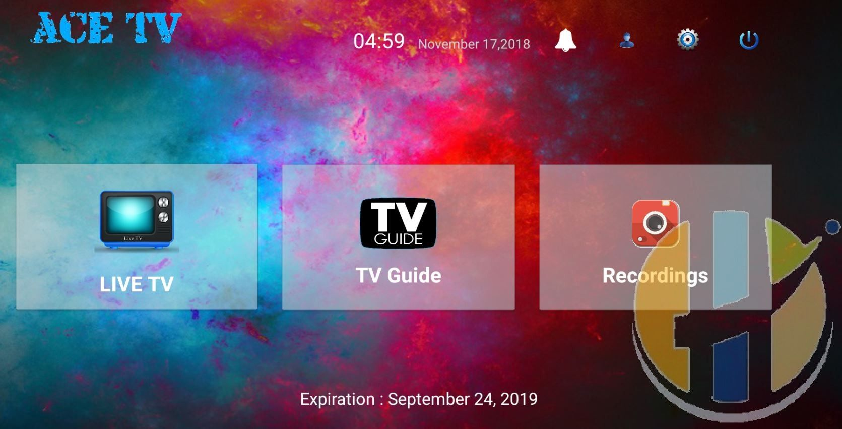 New ACE TV IPTV APK with Adult channels | iptv | Channel