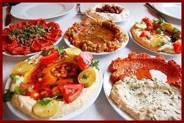 Turkish mezze!!!