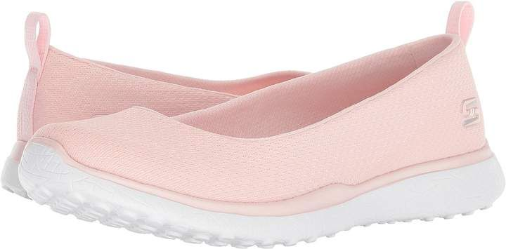 Skechers Microburst Quick Witted Women's Shoes | Skechers