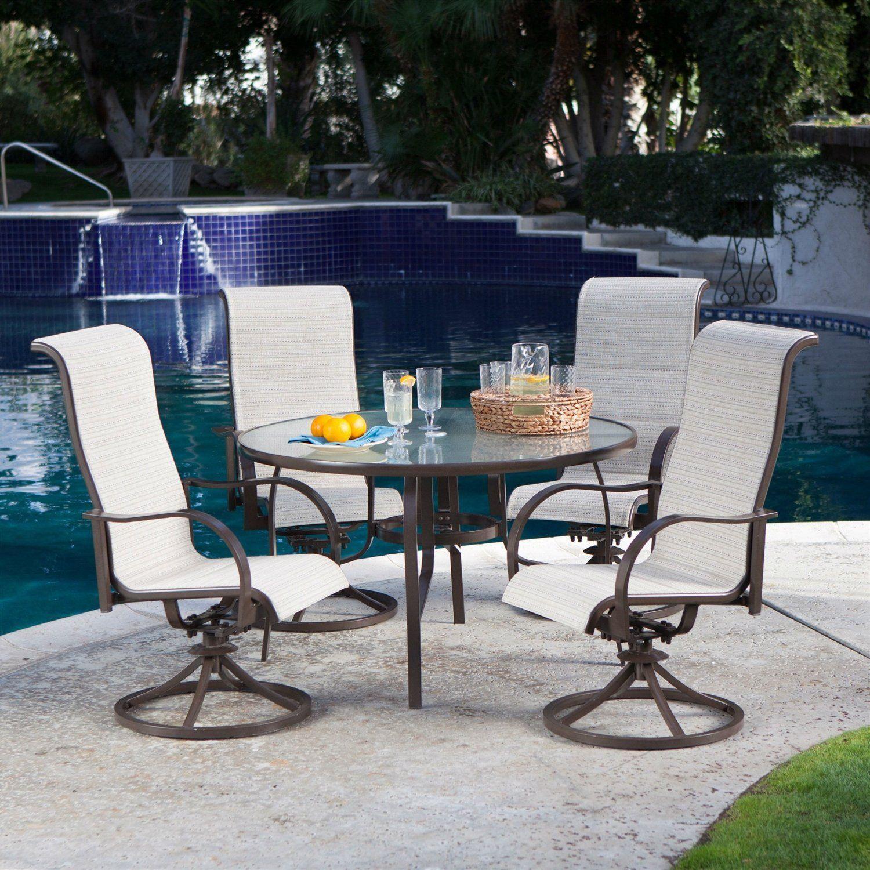 outdoor patio furniture 5-piece