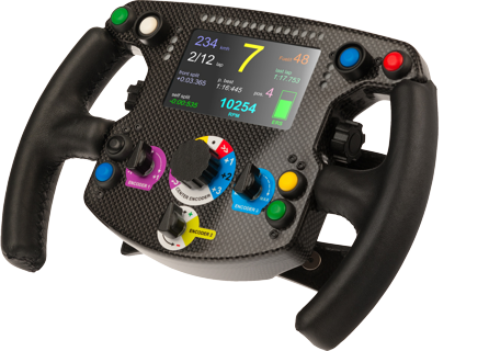 Rexing formula steering wheels | High-end sim racing