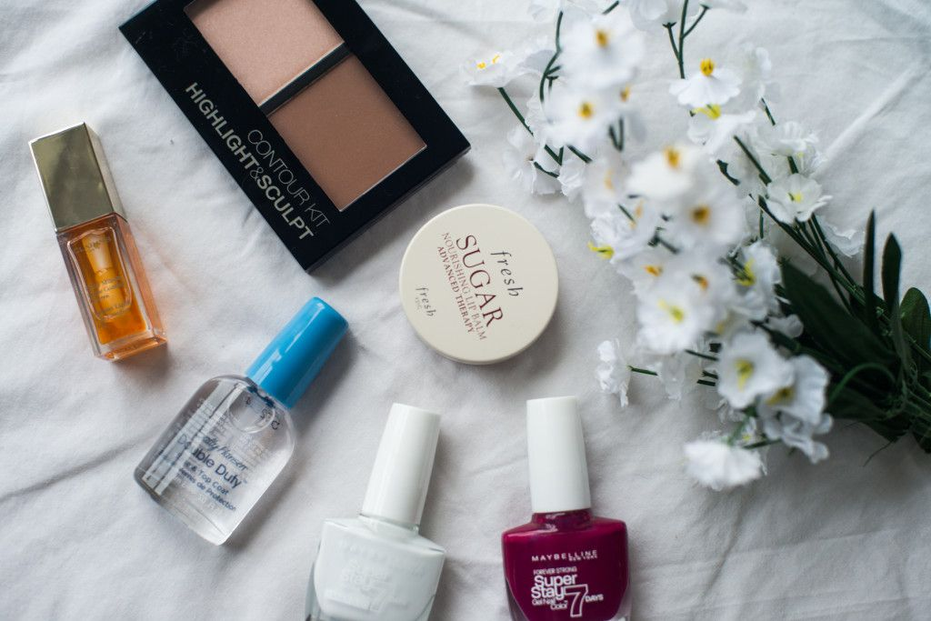 Make Up Haul by Olivia Bossert