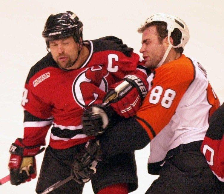sports shoes ea3f5 6d53f Scott Stevens - NJ Devils LOVE THIS PIC!!!!! | my favorite ...