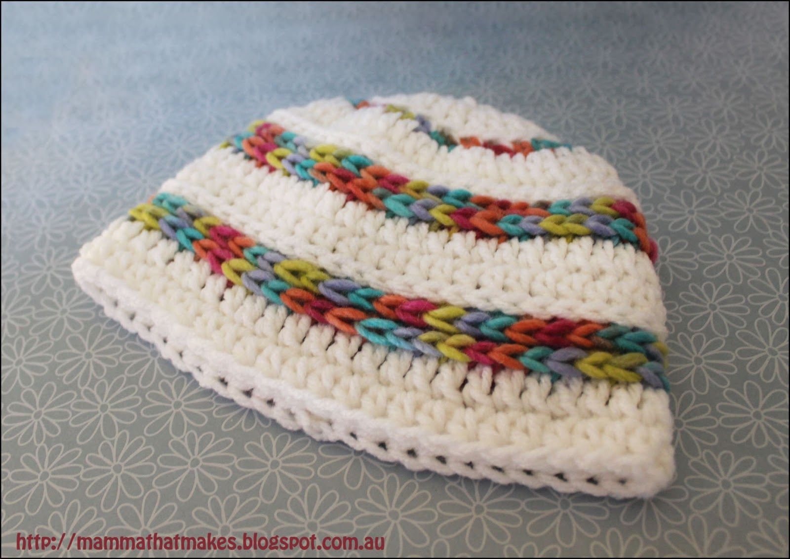 Mamma That Makes: The Mathieu Beanie | Preemie knits/crochet/sewing ...