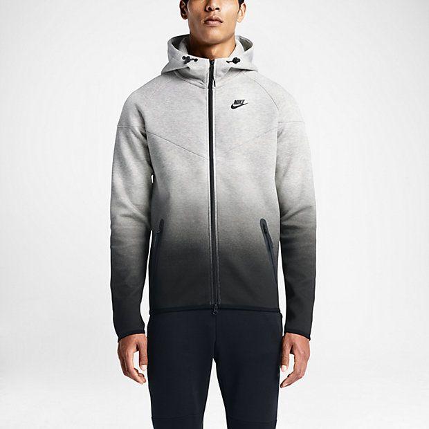 Nike Tech Fleece Fade Windrunner Men's Hoodie