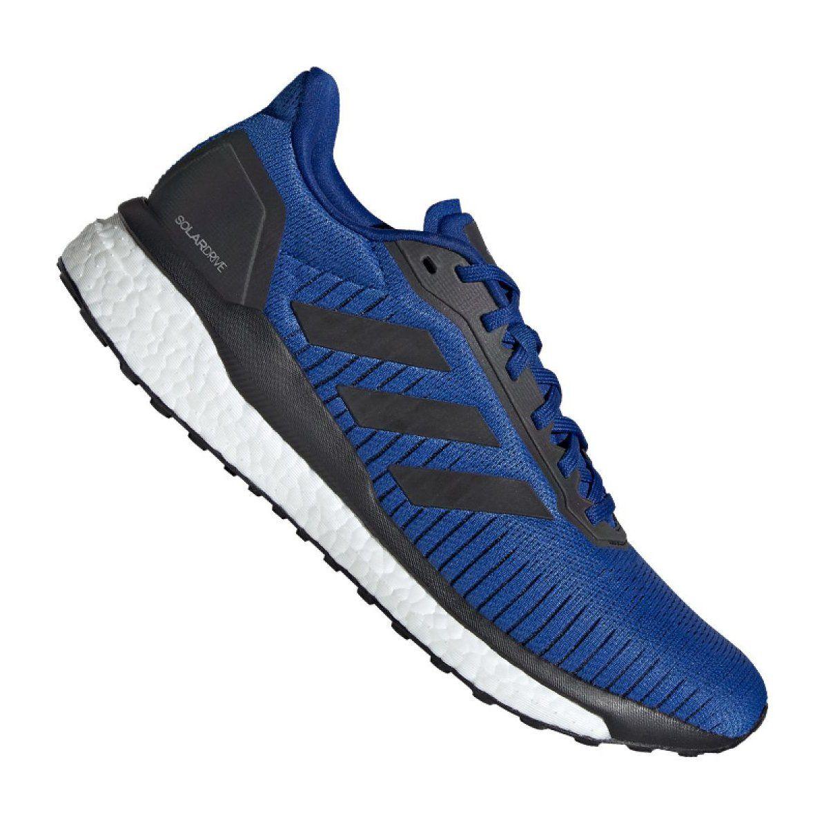 Training Running Sport Adidas Adidas Solar Drive 19 M Ef0787 Running Shoes Blue Running Shoes Blue Shoes Adidas Running