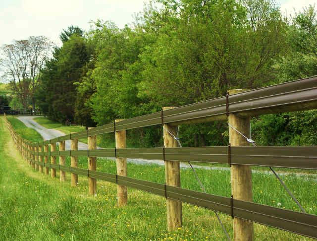 Horse fence rail type. | as for me and my house we will serve the ...