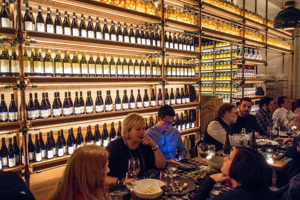 Restaurant Review Upland On Park Avenue South