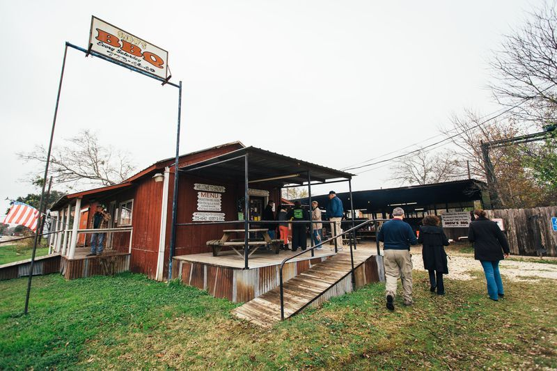 How Snow S Bbq Rose From Obscurity To Texas Barbecue Stardom Texas Barbecue Bbq Texas Bbq