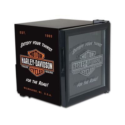 Harley-Davidson Bar and Shield Electric Cooler