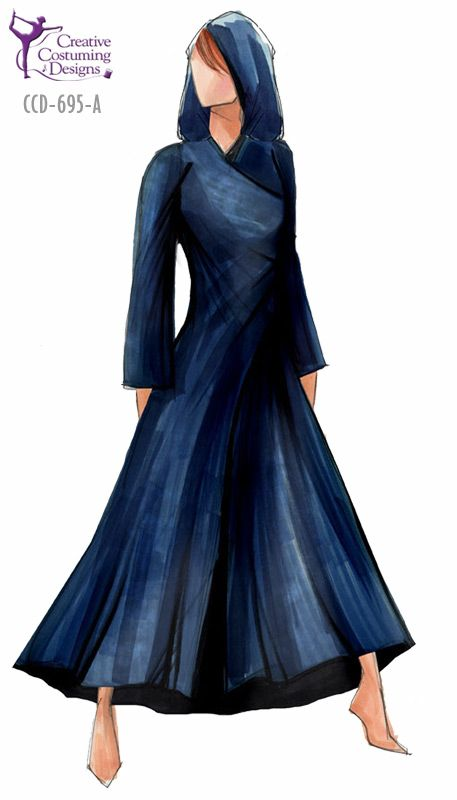 I can see this being a elven ballgown-auralia would wear it in case she needed a way to blend in or got in a fight. Simple, but doesnt hinder her fighting abilities too much.