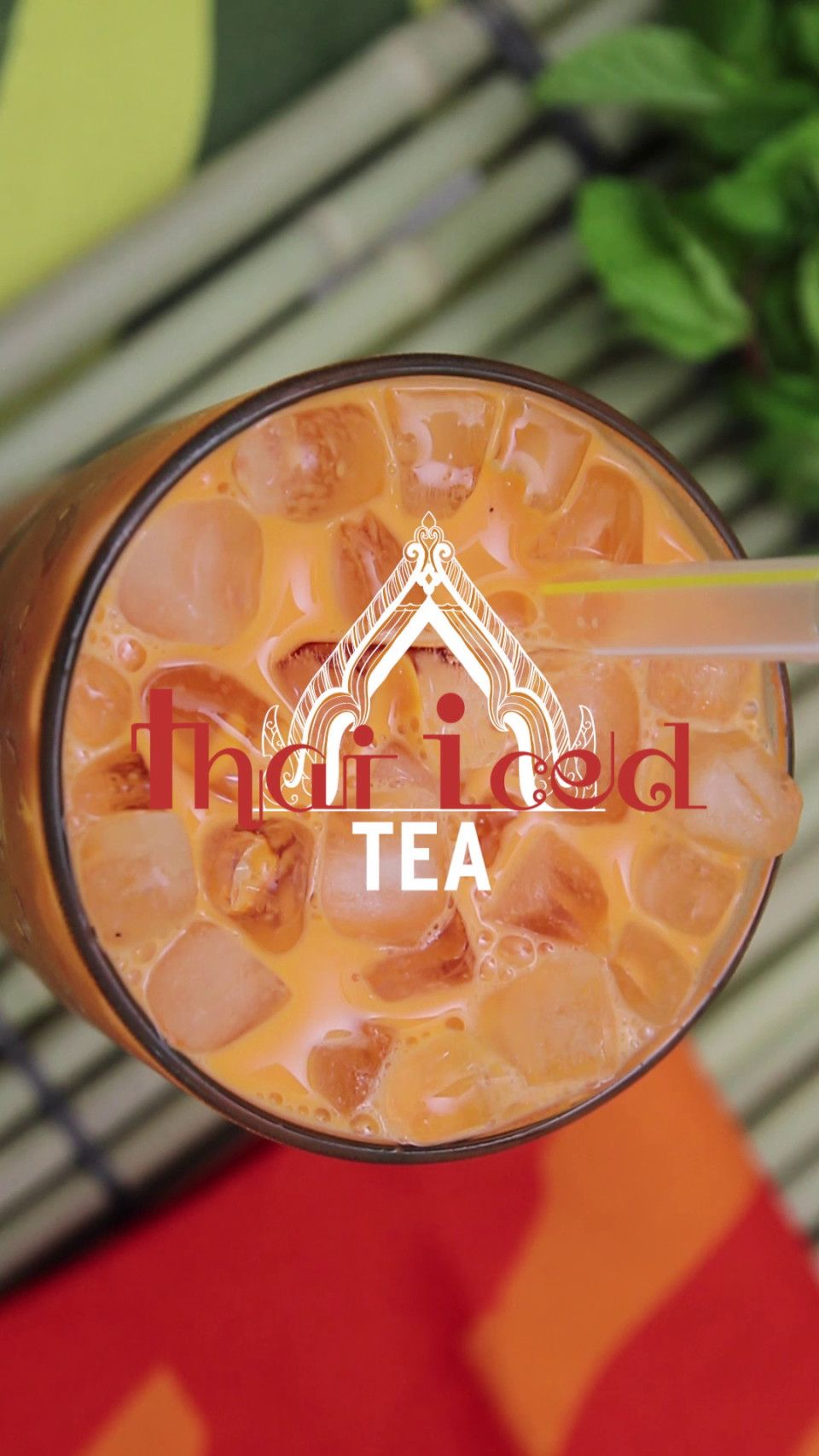 Thai Iced Tea Recipe Iced Tea Spicy Dishes Coquito Recipe
