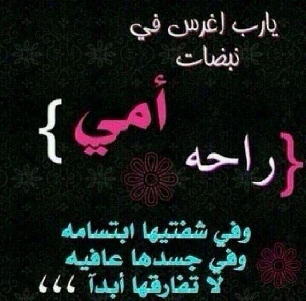 أمي هي الوطن Words Arabic Calligraphy Daddy