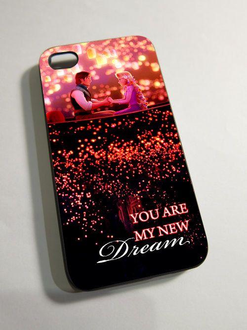 Disney Tangled Rapunzel Quote S8 3D iphone case