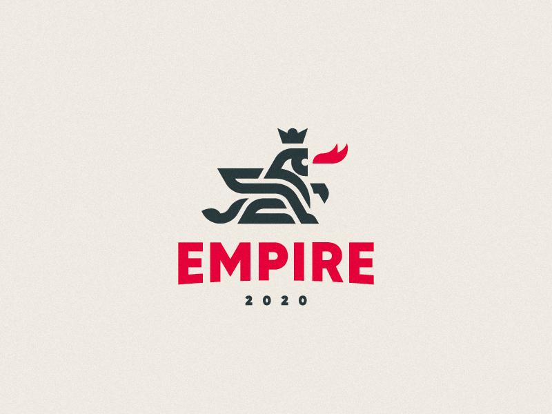 Empire Empire Logo Logo Design Logo Design Inspiration