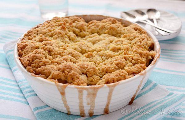Bisquick Apple Cobbler Recipe Apple cobbler recipe