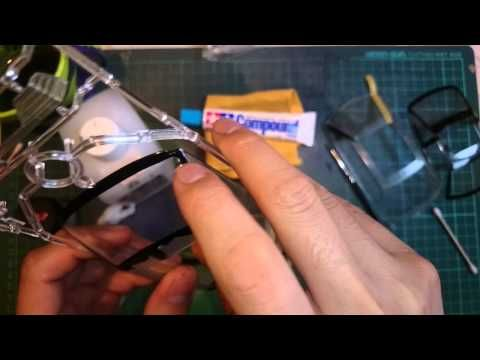 ▶ How to paint the clear part of the window frame - YouTube