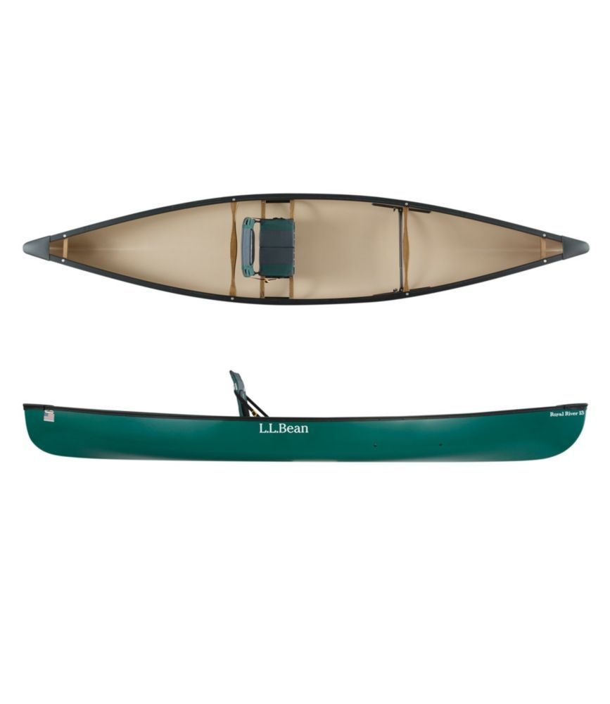 L L Bean Royal River Solo Canoe in 2019 | Products | Canoe carrier