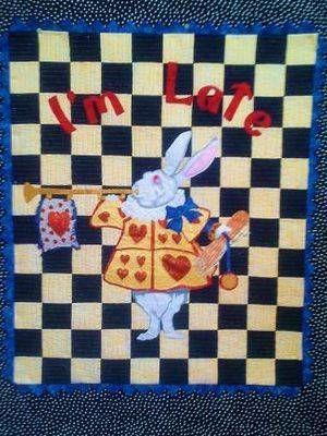 Designing a wide range of Quilt patterns.