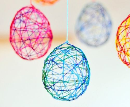 12 Easter Egg Crafts Kids Can Make Themselves