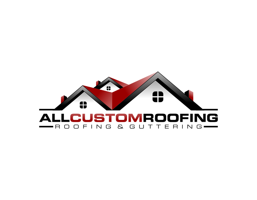 Create The Next Logo For All Custom Roofing By Anton Wk Roofing Company Logos Roofing Logo House Logo Design