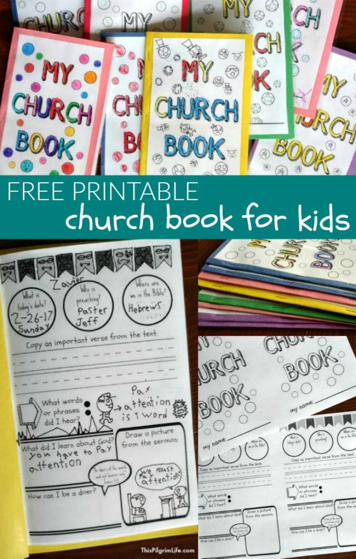 picture regarding Free Printable Children's Church Curriculum known as Cost-free Printable Church Ebook for Small children Humbled Homemaker