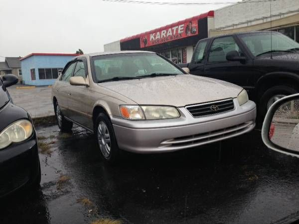 2001 TOYOTA CAMRY LOW MILES | Toyota camry, Camry, Toyota
