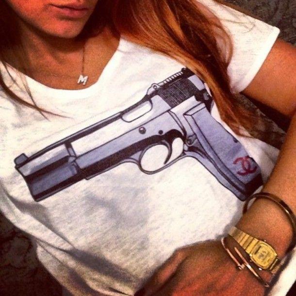 pistol shirt - Google zoeken