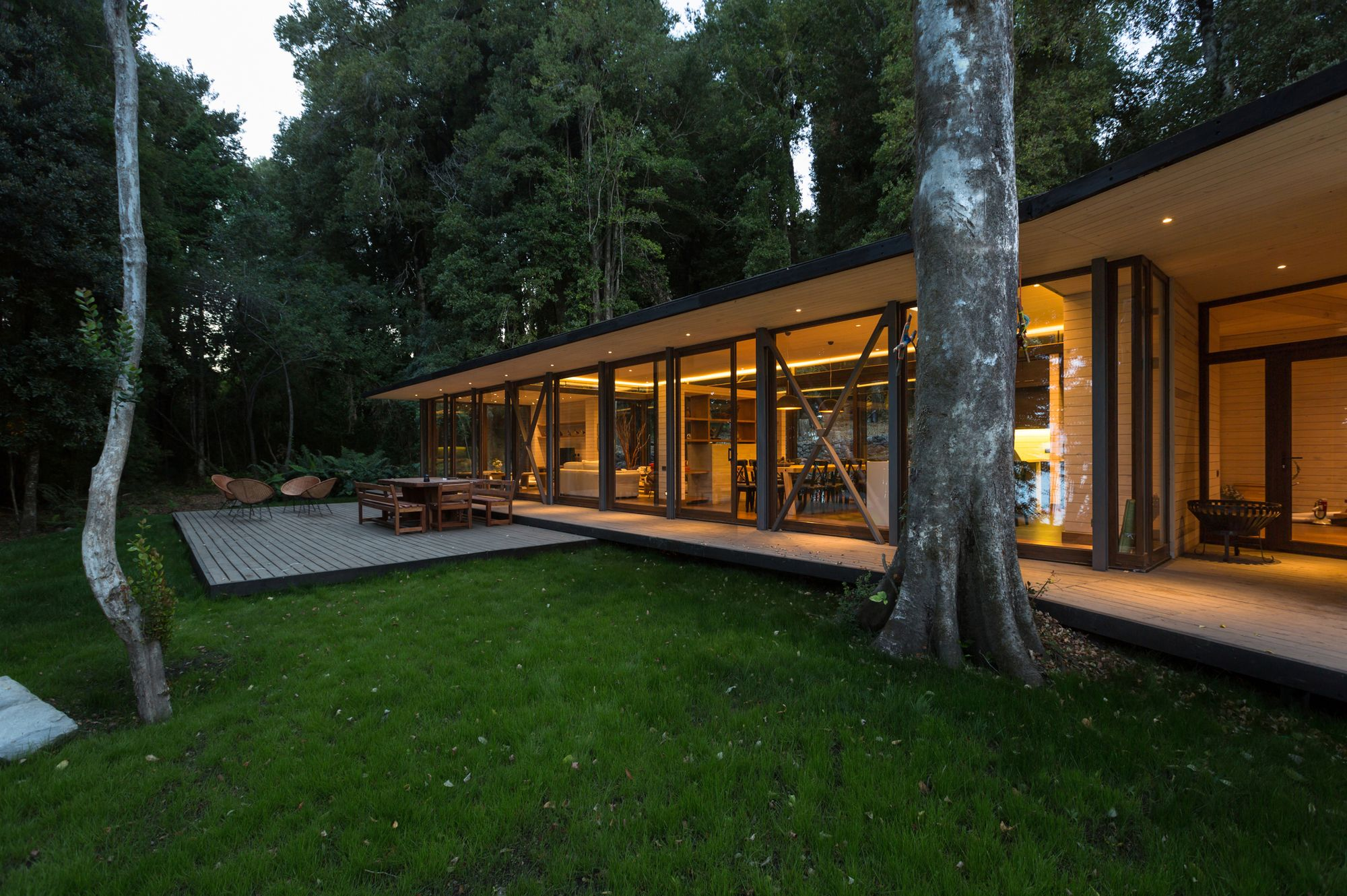 Galeria - Casa no Lago Villarrica / Planmaestro - 7