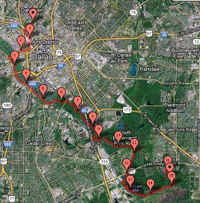 Dallas Trinity Trails: Bike Rafting The Trinity River and Mountain ...