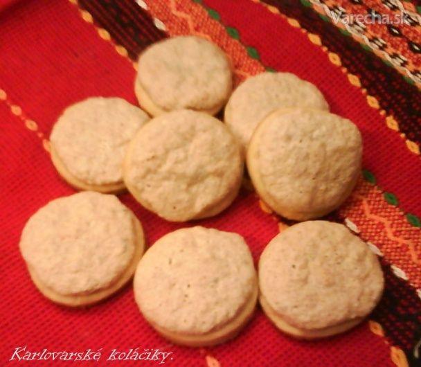 Karlovarské koláčiky (fotorecept)