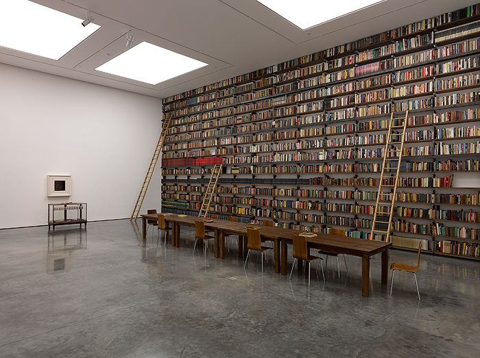 Theaster Gates My Labor Is My Protest Royal Academy Of Arts Community Housing Built Environment