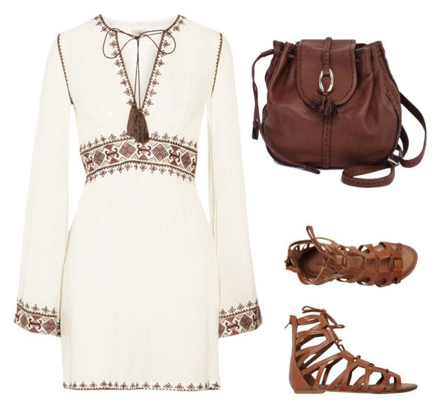 """""""Brown"""" by rachelmadison on Polyvore"""