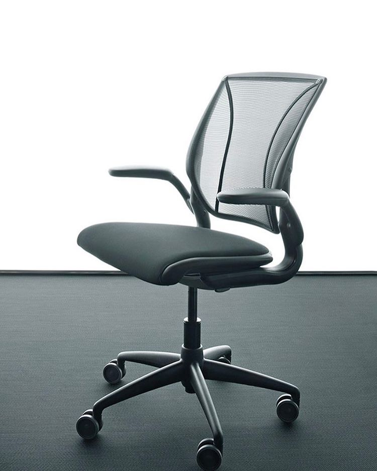 Humanscale S Diffrient World Task Chair Is Lightweight With Low