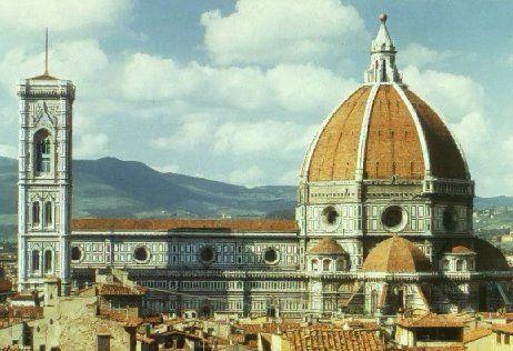 El Concepto Del Arte A Travez Del Tiempo El Renacimiento Con Leonardo Da Vinci Y Miguel ángel Renaissance Architecture Duomo Florence Florence Tours