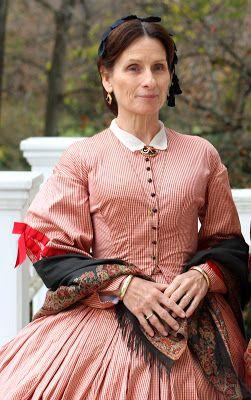 Couture Historique: 1860s Fall Dresses